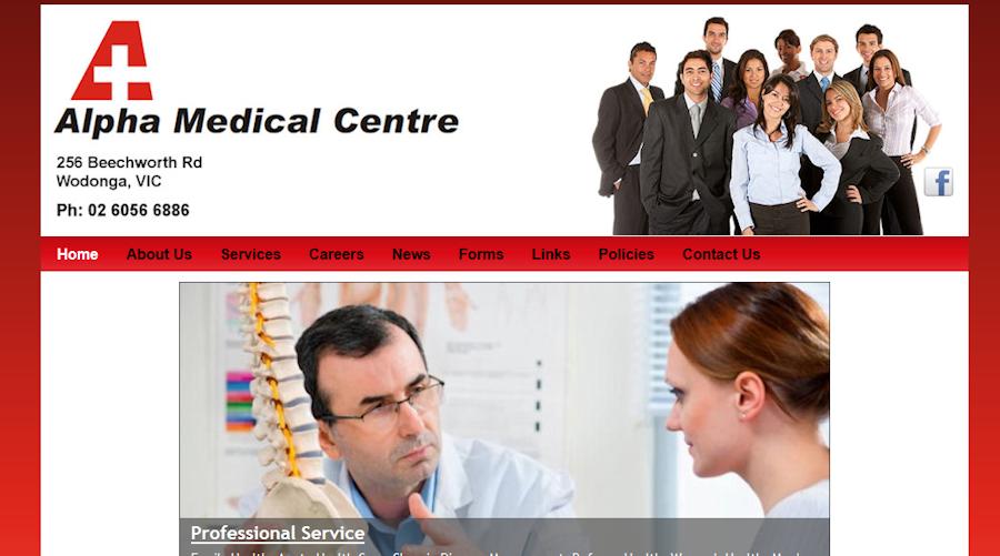 Alpha Medical Centre Wodonga
