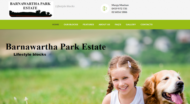 Barnawartha Park Estate – Lifesytle Blocks