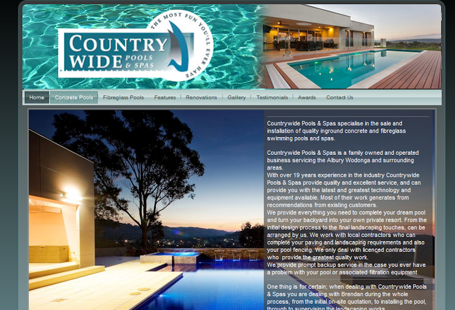Countrywide Pools and Spas