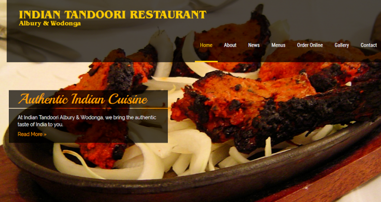 Indian Tandoori Restaurant Albury/Wodonga